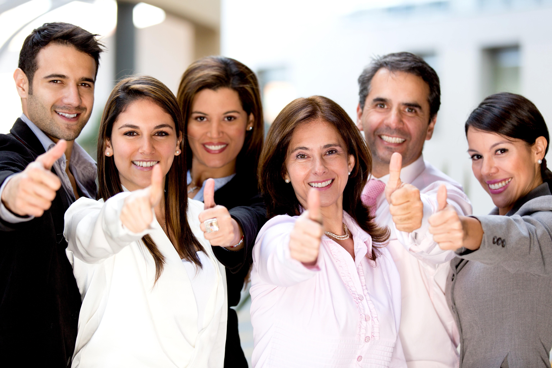 Картинка про успешных людей